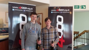 Rutland 7 - Runners Up Calum Terry and Tom Evill- Richard de Fleury
